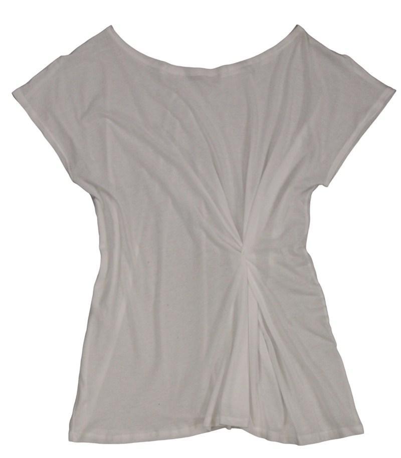 biała bluzka Bialcon - wiosenna kolekcja