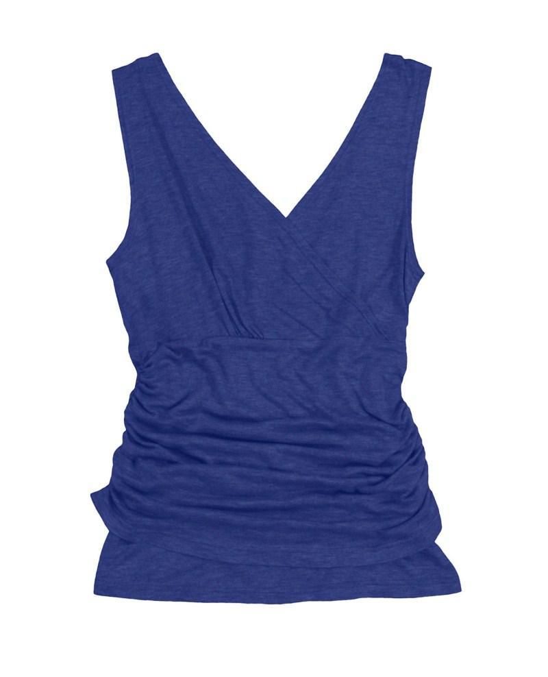 niebieska bluzka Bialcon - letnia kolekcja