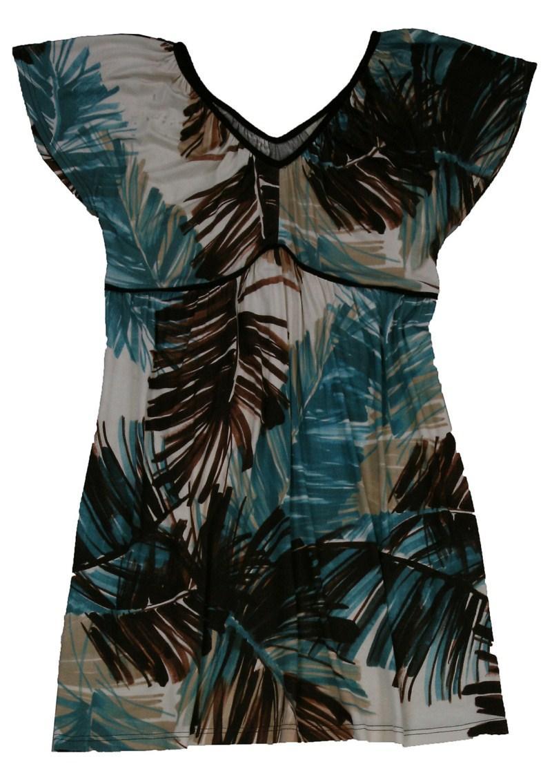 kolorowa bluzka Bialcon - sezon wiosenno-letni