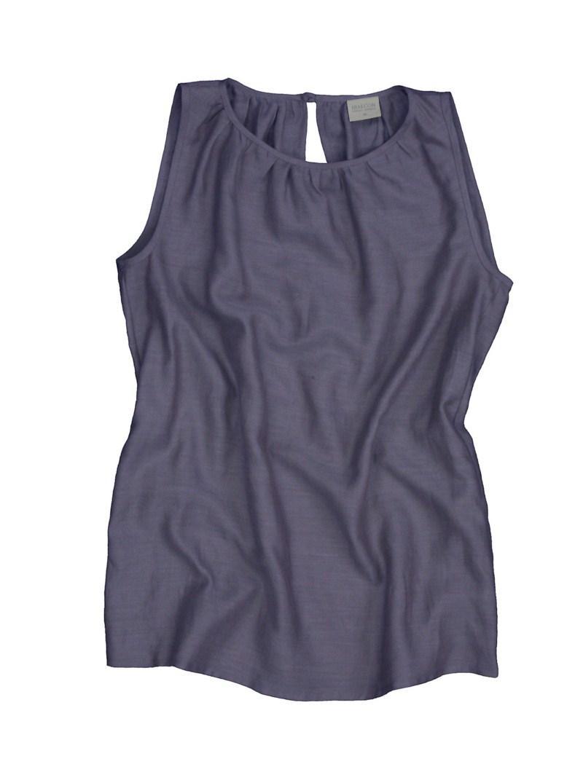 granatowa bluzka Bialcon - wiosna 2011