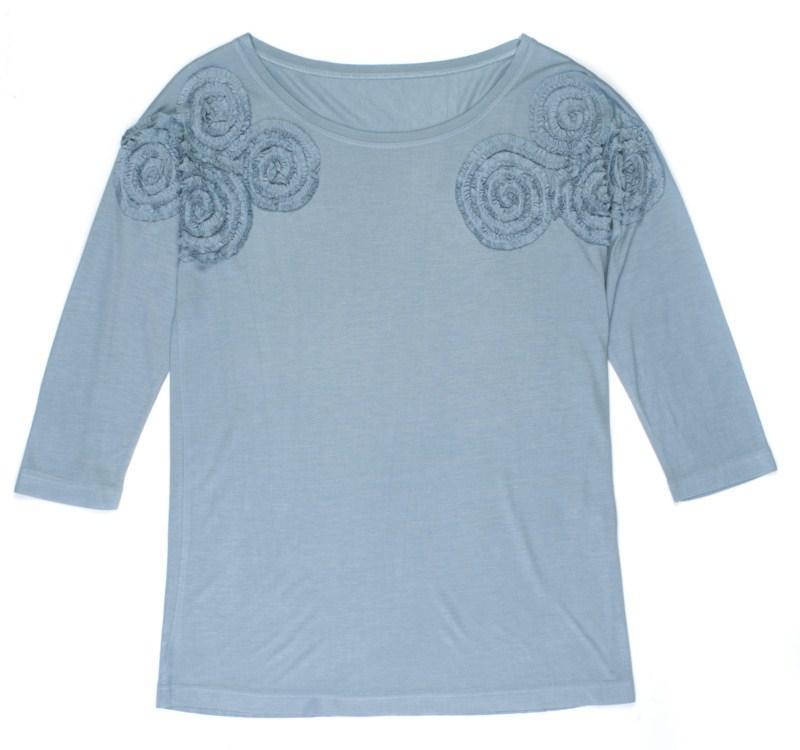 błękitna bluzka Carry - wiosna/lato 2011