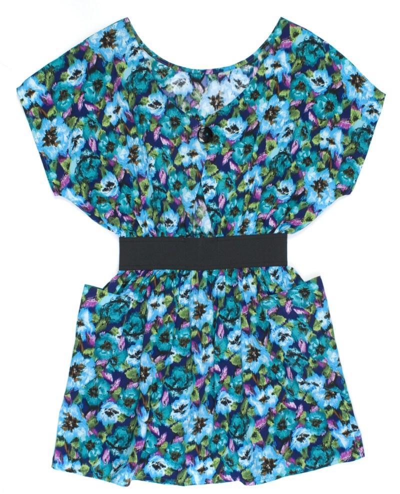 niebieska bluzka Carry - wiosna/lato 2011