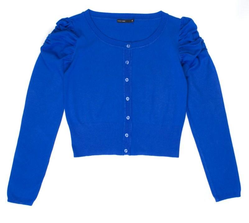 niebieski sweter Carry - wiosna 2011
