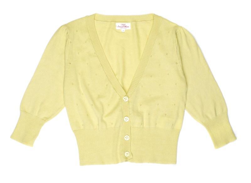 żółta bluzka Carry - wiosna/lato 2011