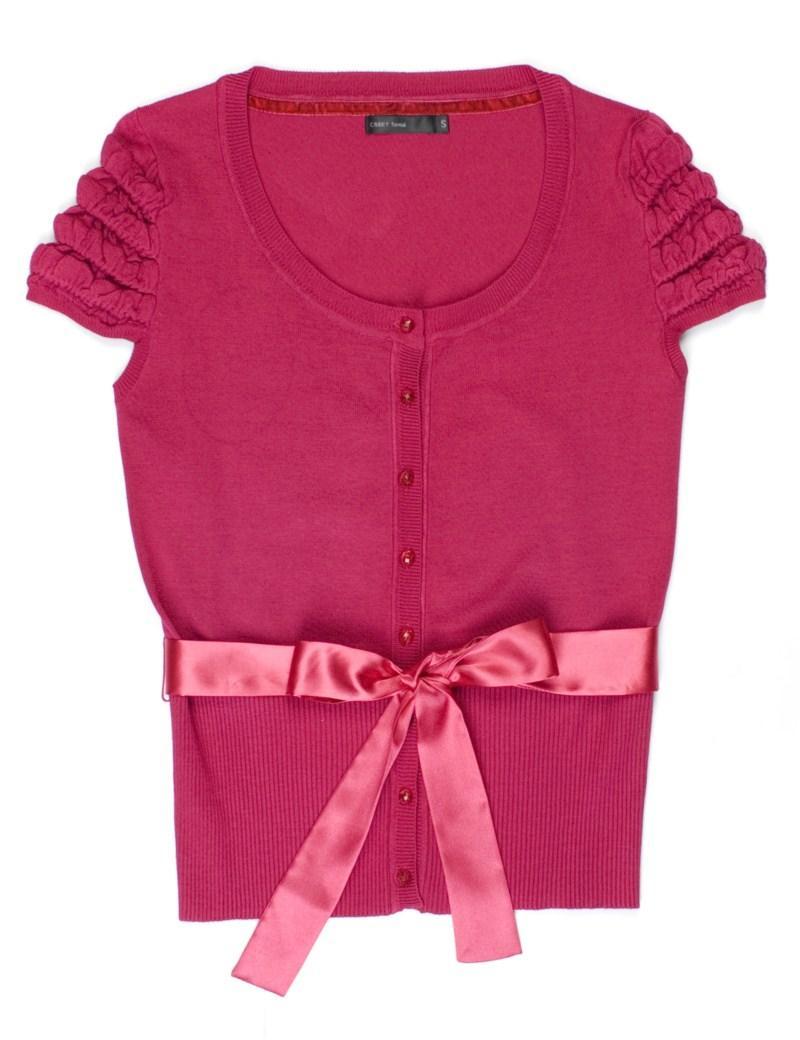 Bluzki i sweterki na wiosnę i lato 2011 od Carry