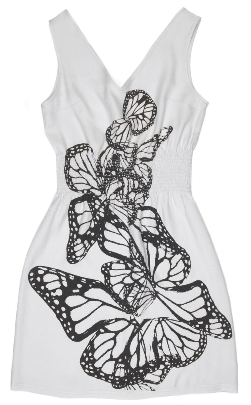biała bluzka Carry - wiosna/lato 2011