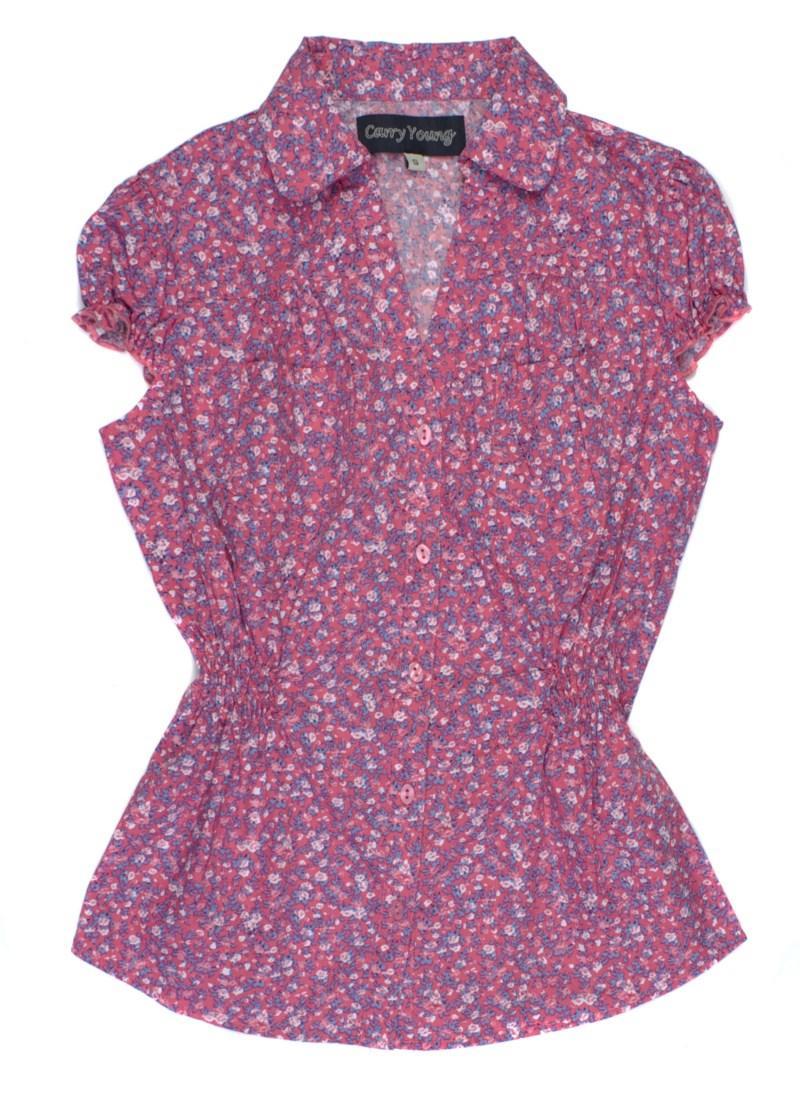 różowa bluzka Carry - letnia kolekcja