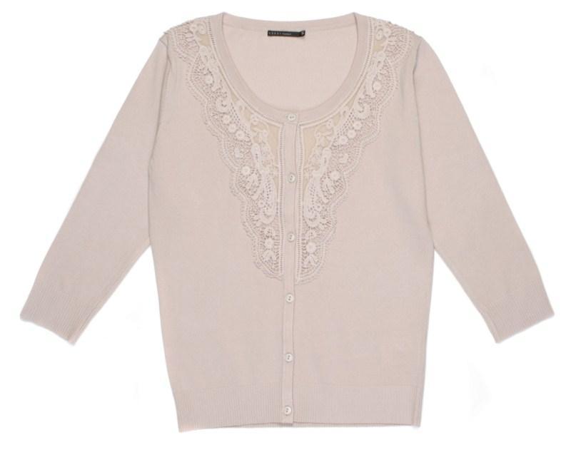 ecru bluzka Carry - kolekcja wiosenna