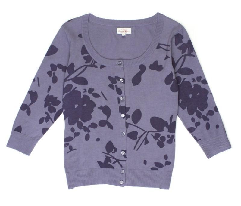 niebieski sweter Carry - z kolekcji wiosna-lato 2011
