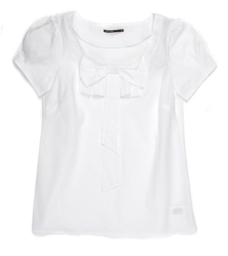 biała bluzka Carry - kolekcja na lato