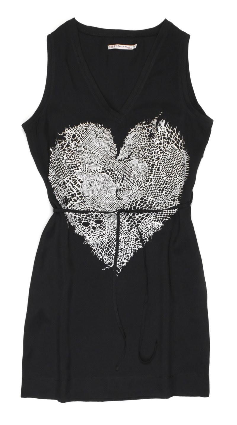 czarna bluzka Carry - wiosna/lato 2011