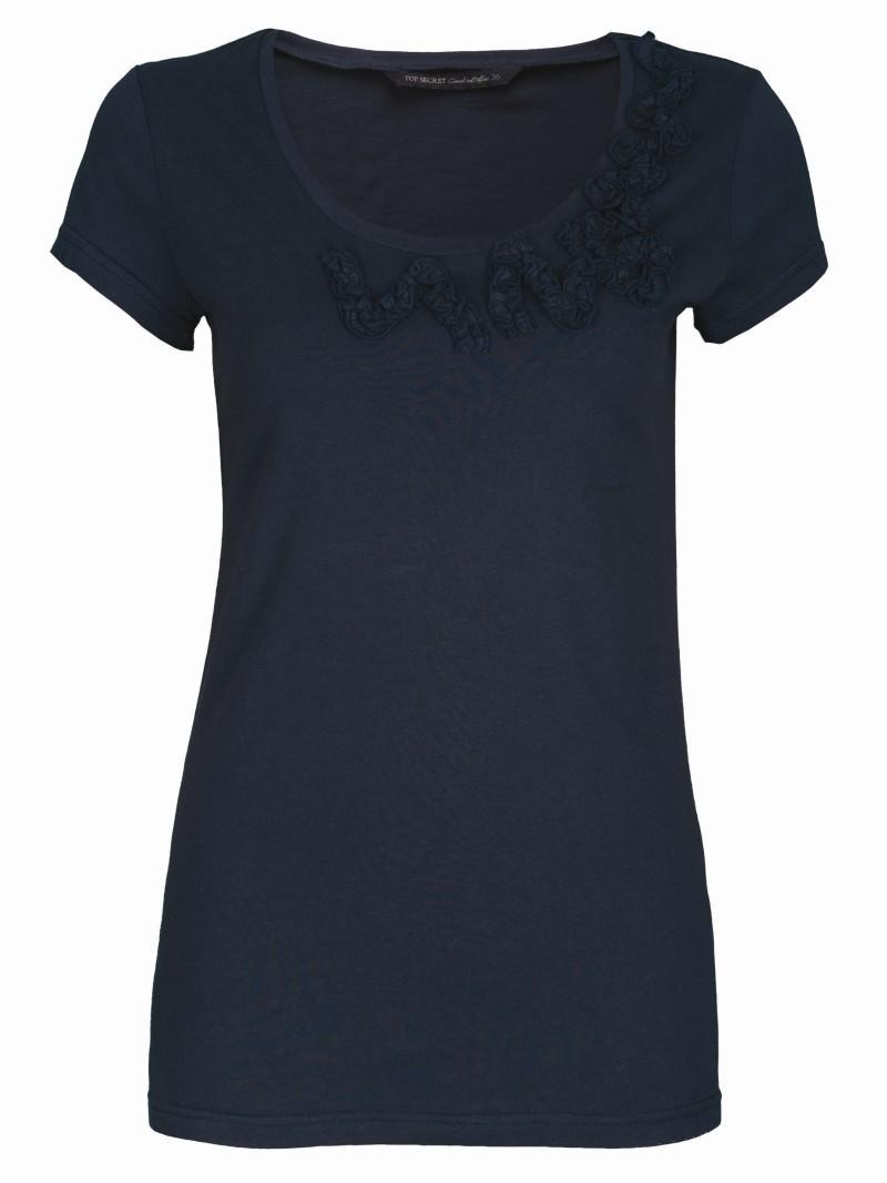 granatowa koszulka Top Secret - wiosna-lato 2011