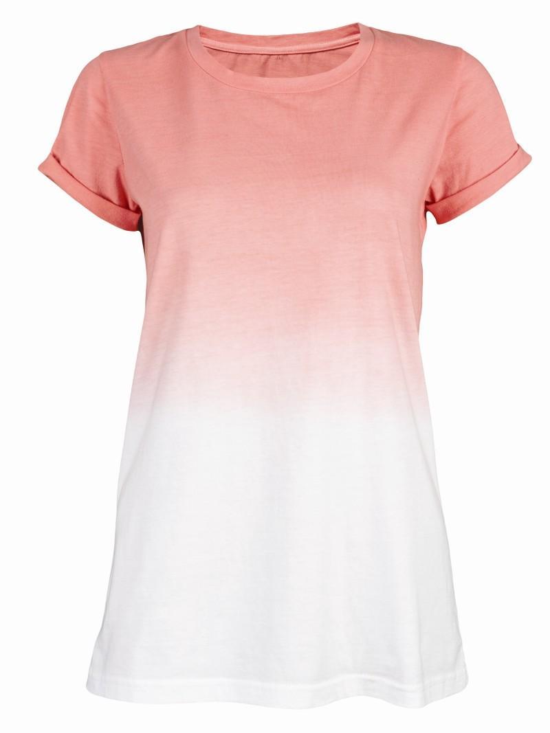 pomarańczowy t-shirt Troll - wiosna 2011