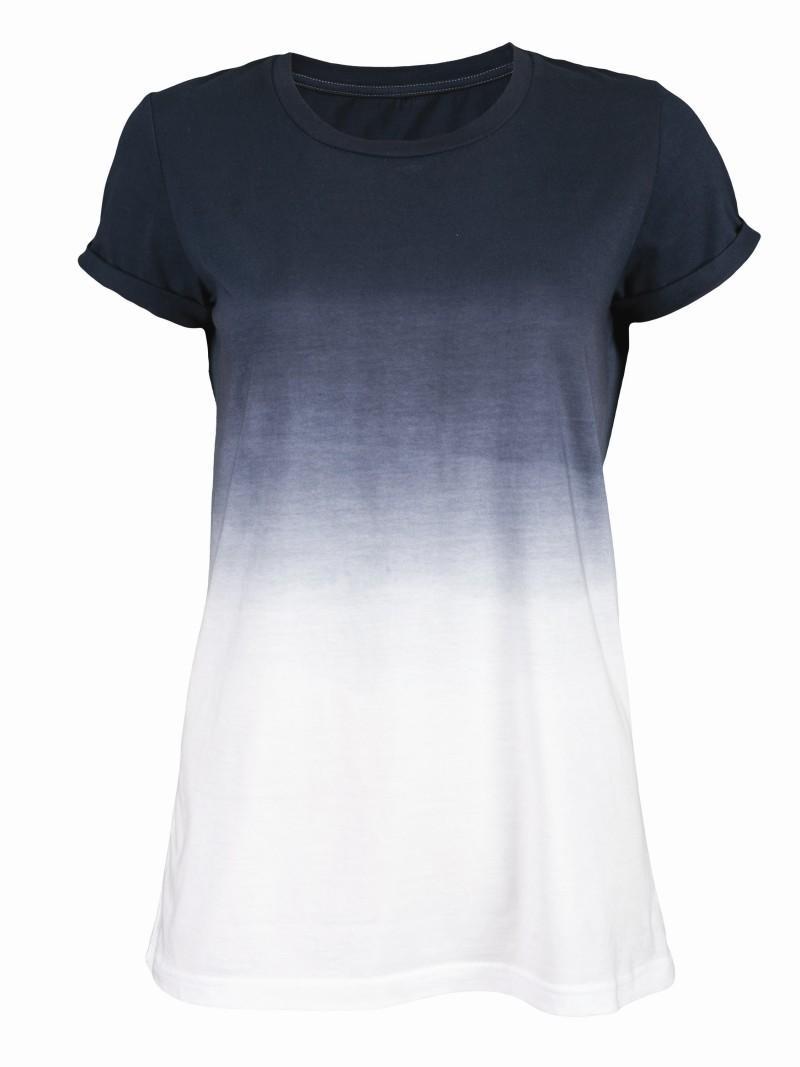 niebieski t-shirt Troll - lato 2011