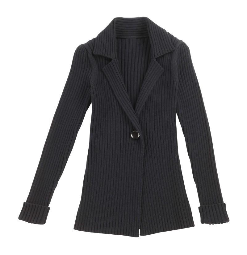 czarny sweter Camaieu - kolekcja wiosenna