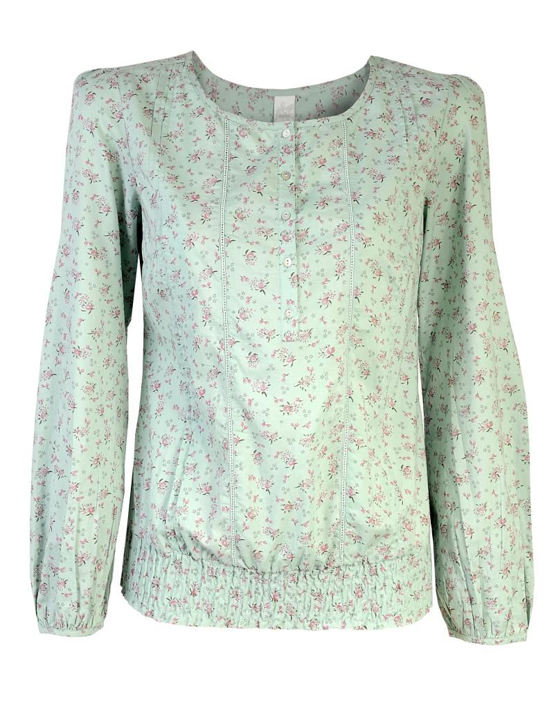 Bluzki z kolekcji Camaieu na wiosnę 2011