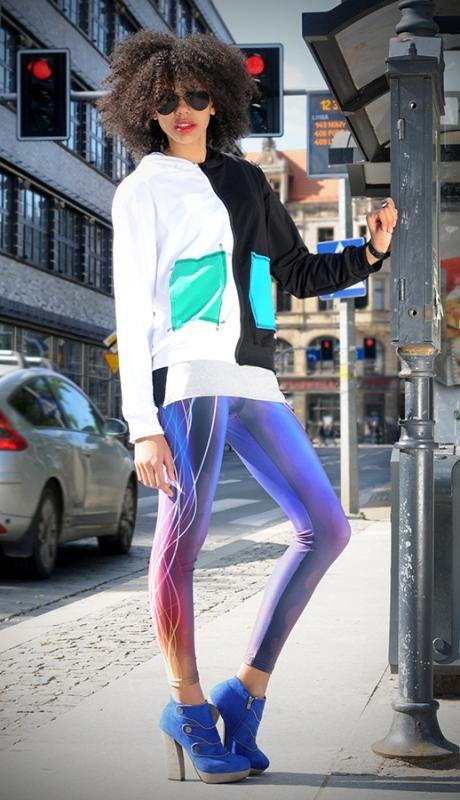 Bluzy połówki i półbluzy - kolekcja marki YNNY
