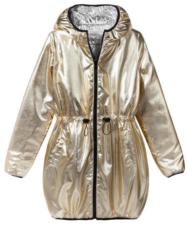 Błyszczące ubrania i dodatki na sezon jesień-zima 2015/2016
