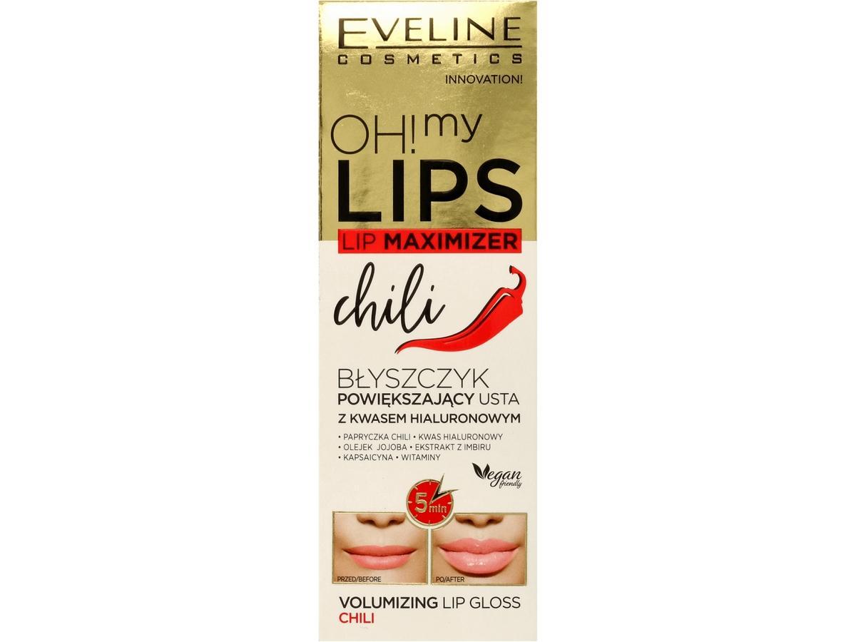 błyszczyk powiększający usta Oh My Lips
