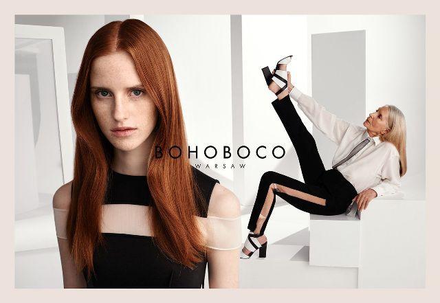 BOHOBOCO - kolekcja wiosna-lato 2015