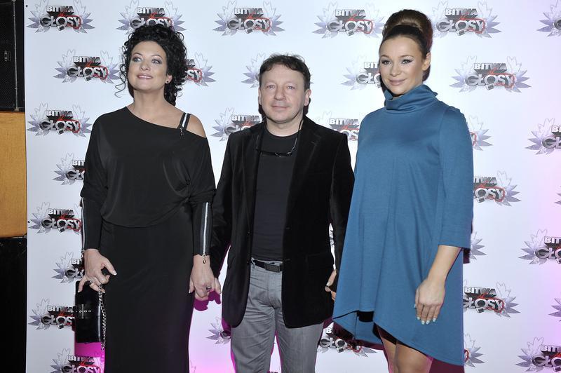 Alicja Węgorzewska, Zbigniew Zamachowski, Sonia Bohosiewicz