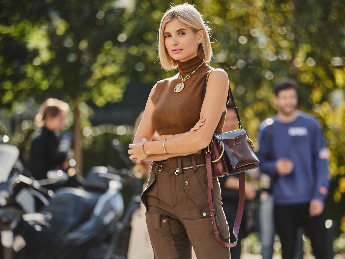 Bojówki - modne spodnie w stylu militarnym