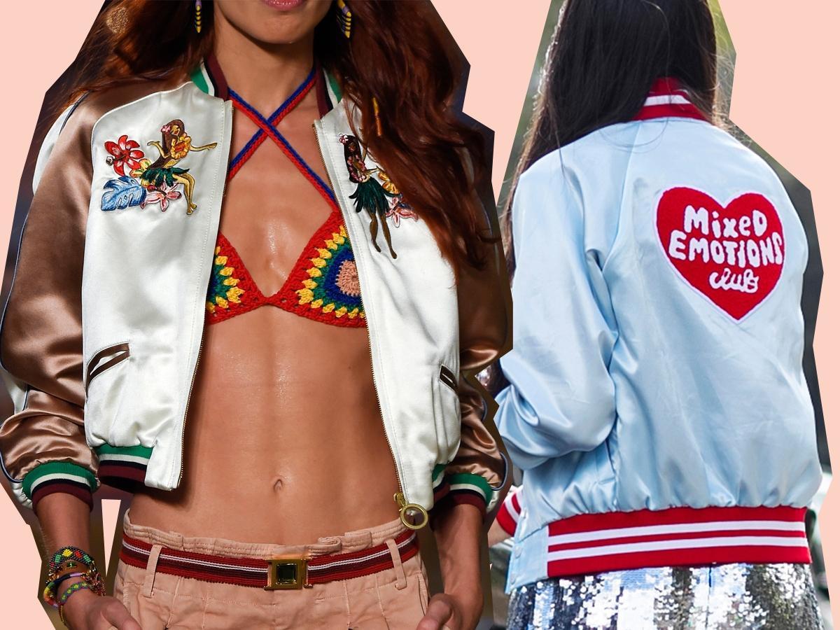Bomberka - zobacz jak ją modnie stylizować + shopping
