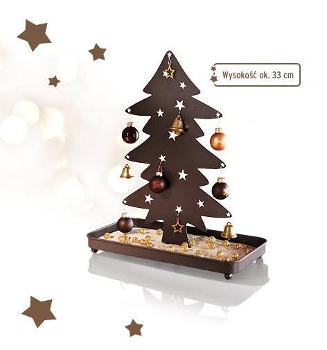 Święta, Boże Narodzenie, dekoracje, choinka, Tchibo, 39,95 zł