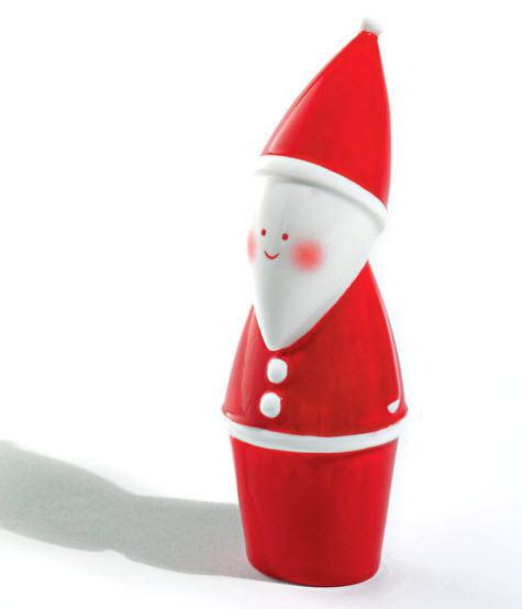 Święta, Boże Narodzenie, dekoracje, figurka Mikołaja, Fabryka Form, 110 zł