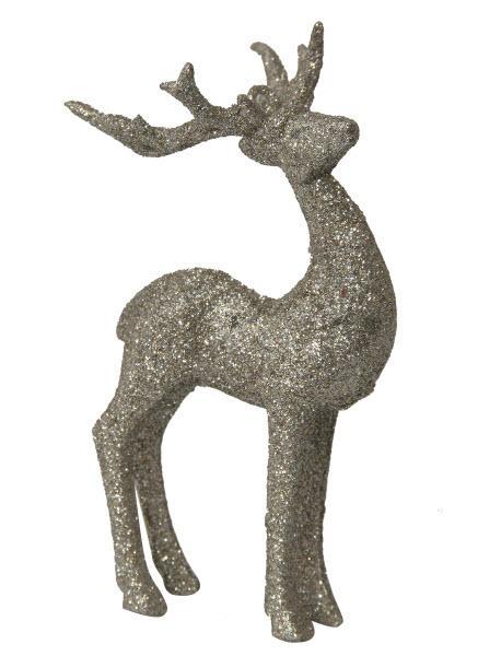 Święta, Boże Narodzenie, dekoracje, renifer, Almi Decor