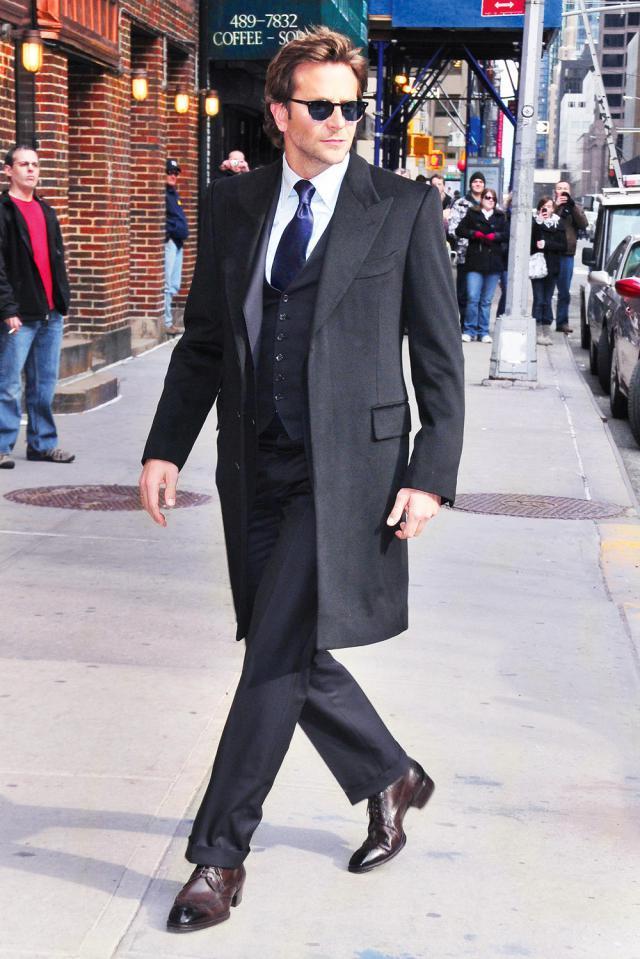 Bradley Cooper - Nowy bóg seksu