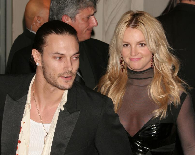 Britney Spears, Kevin Federline