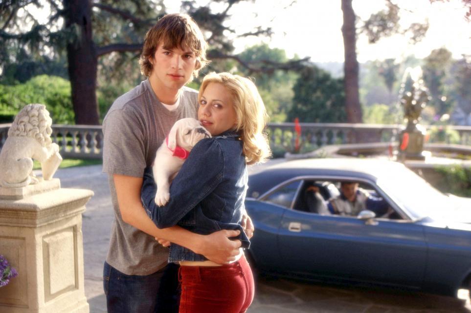Brittany Murphy, Ashton Kutcher