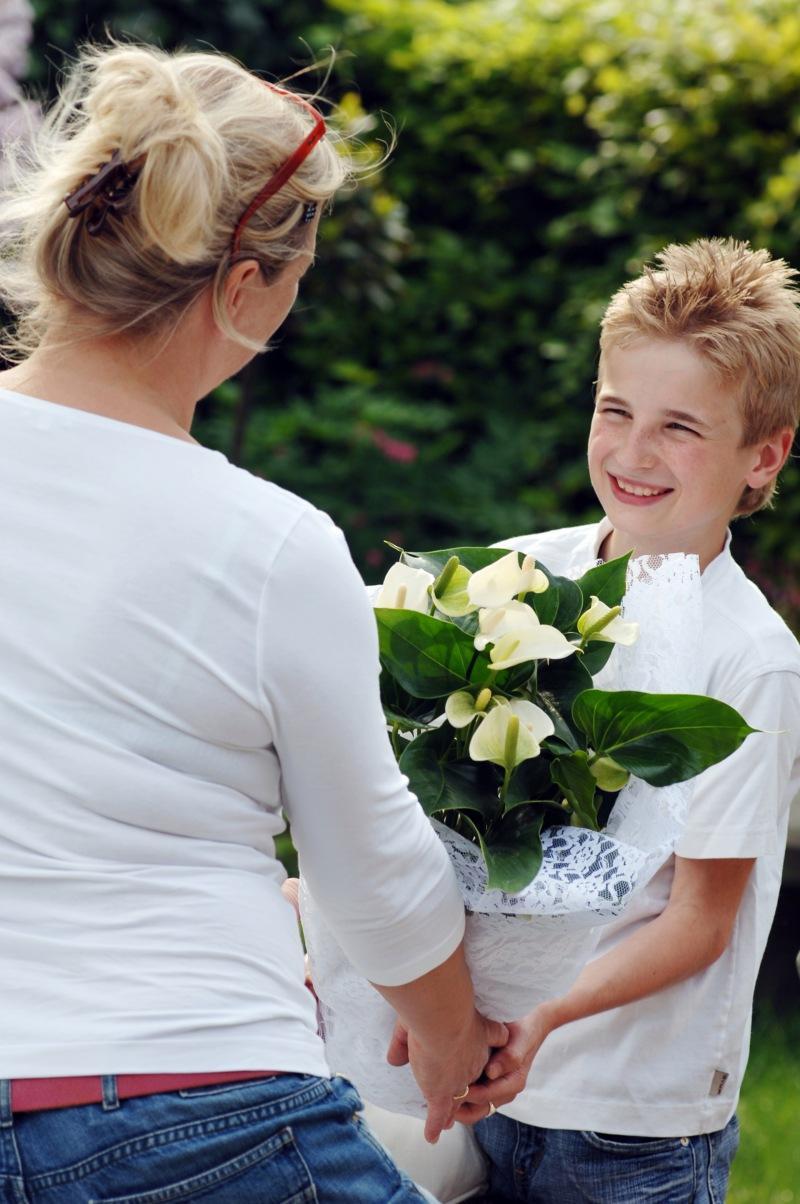 Bukiety na Dzień Matki i Dzień Dziecka - Zdjęcie 17