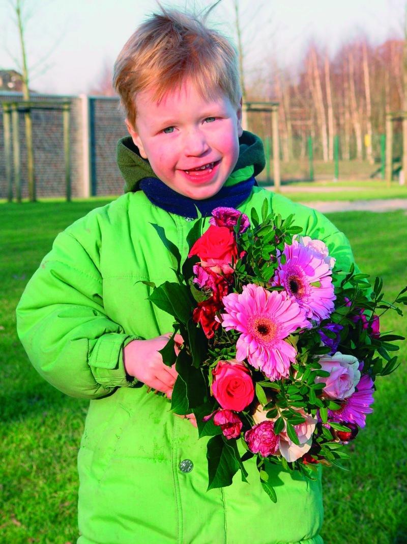 Bukiety na Dzień Matki i Dzień Dziecka - Zdjęcie 30