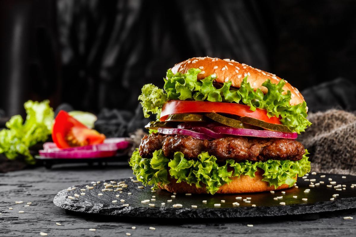 burger wołowy przepis