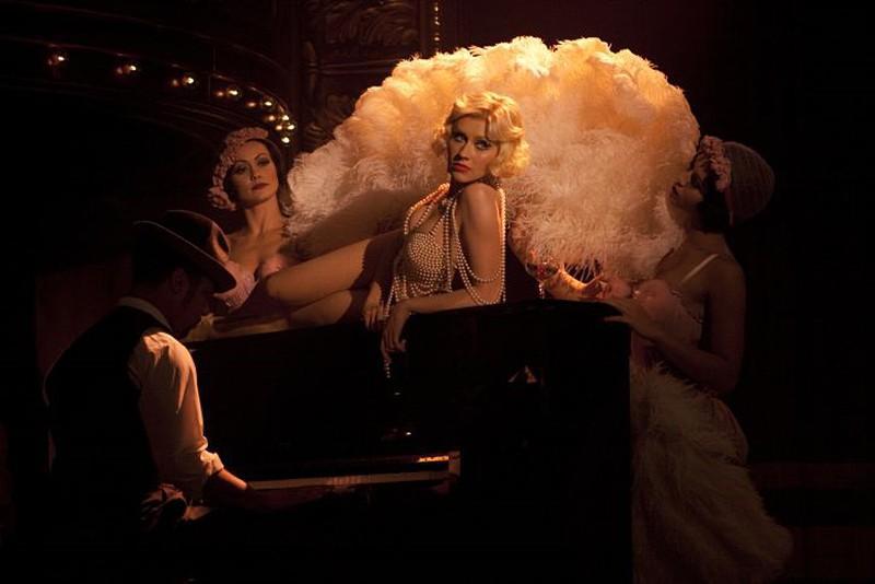 Burleska (reż. Steve Antin) - zdjęcie