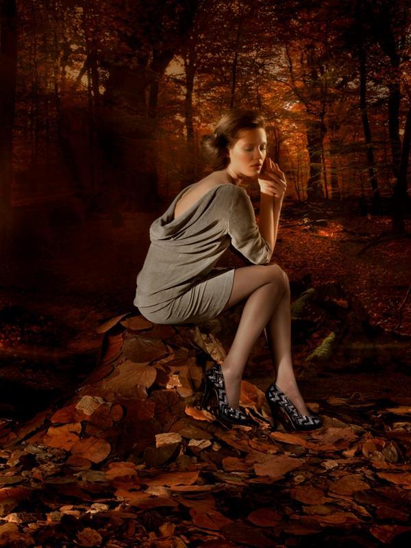 Buty i torebki Menbur na wieczór - galeria