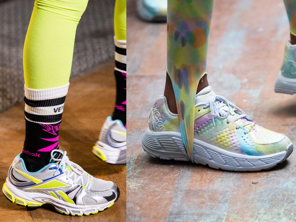 Buty na jesień i zimę 2019: sneakersy