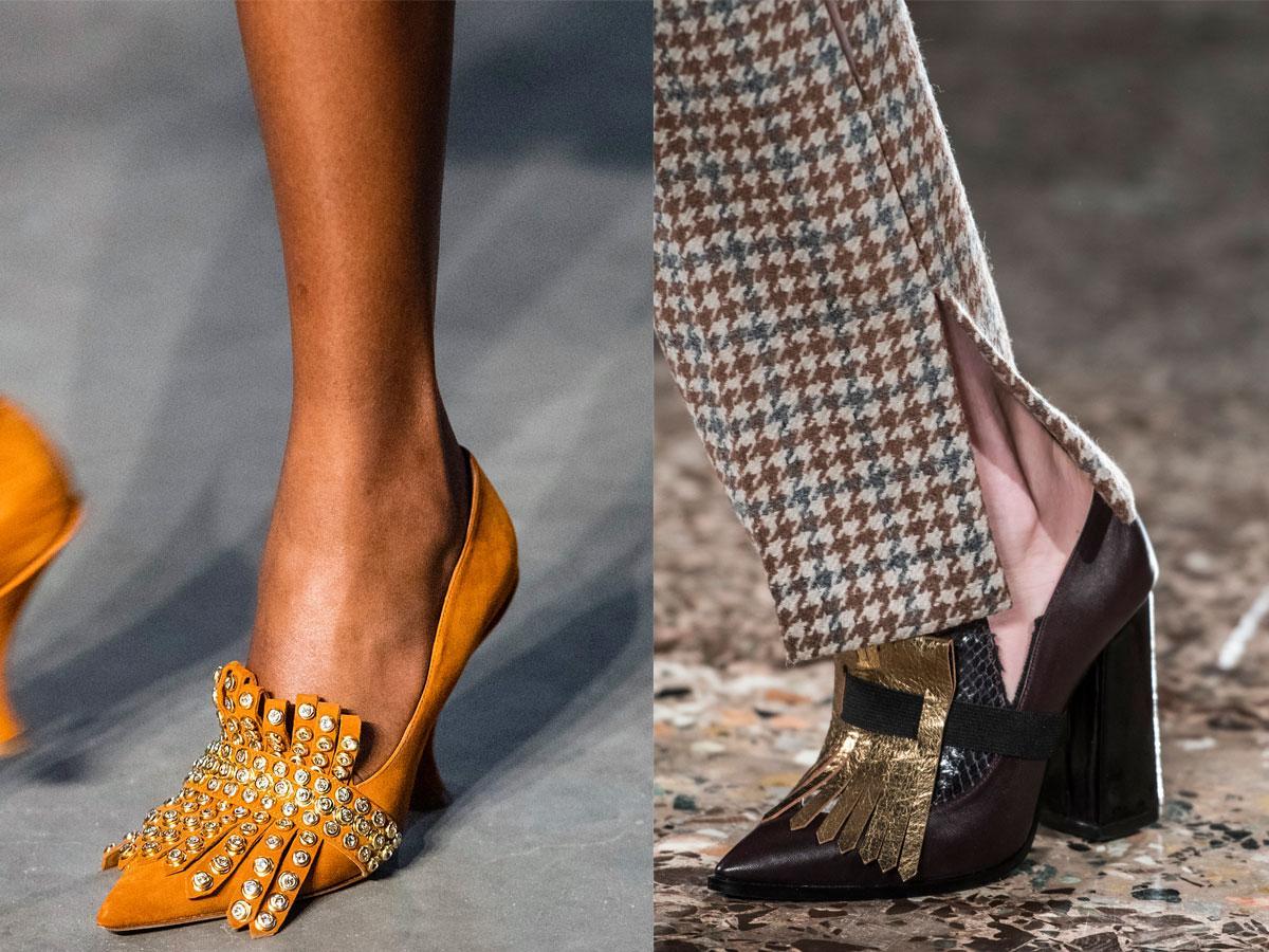 Buty na jesień-zimę 2019/2010: loafers