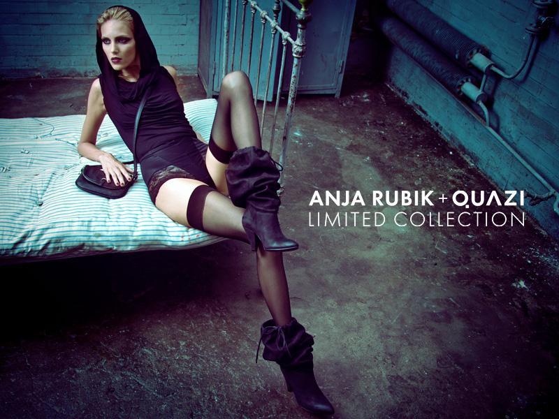 Buty Quazi i Anja Rubik - galeria