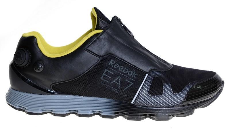czarne adidasy Reebok jesieńzima 20102011 Buty Reebok