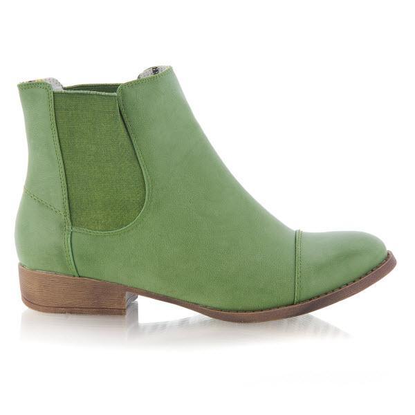 Buty w intensywnym kolorze - nasz wybór