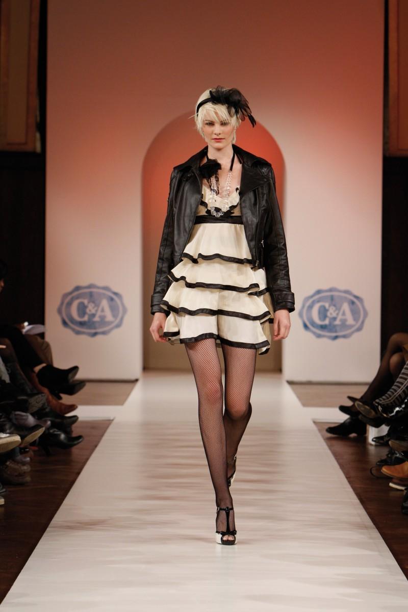 C&A Clockhouse Girls kolekcja Rebel Rebel wiosna/lato 2009 - Zdjęcie 1
