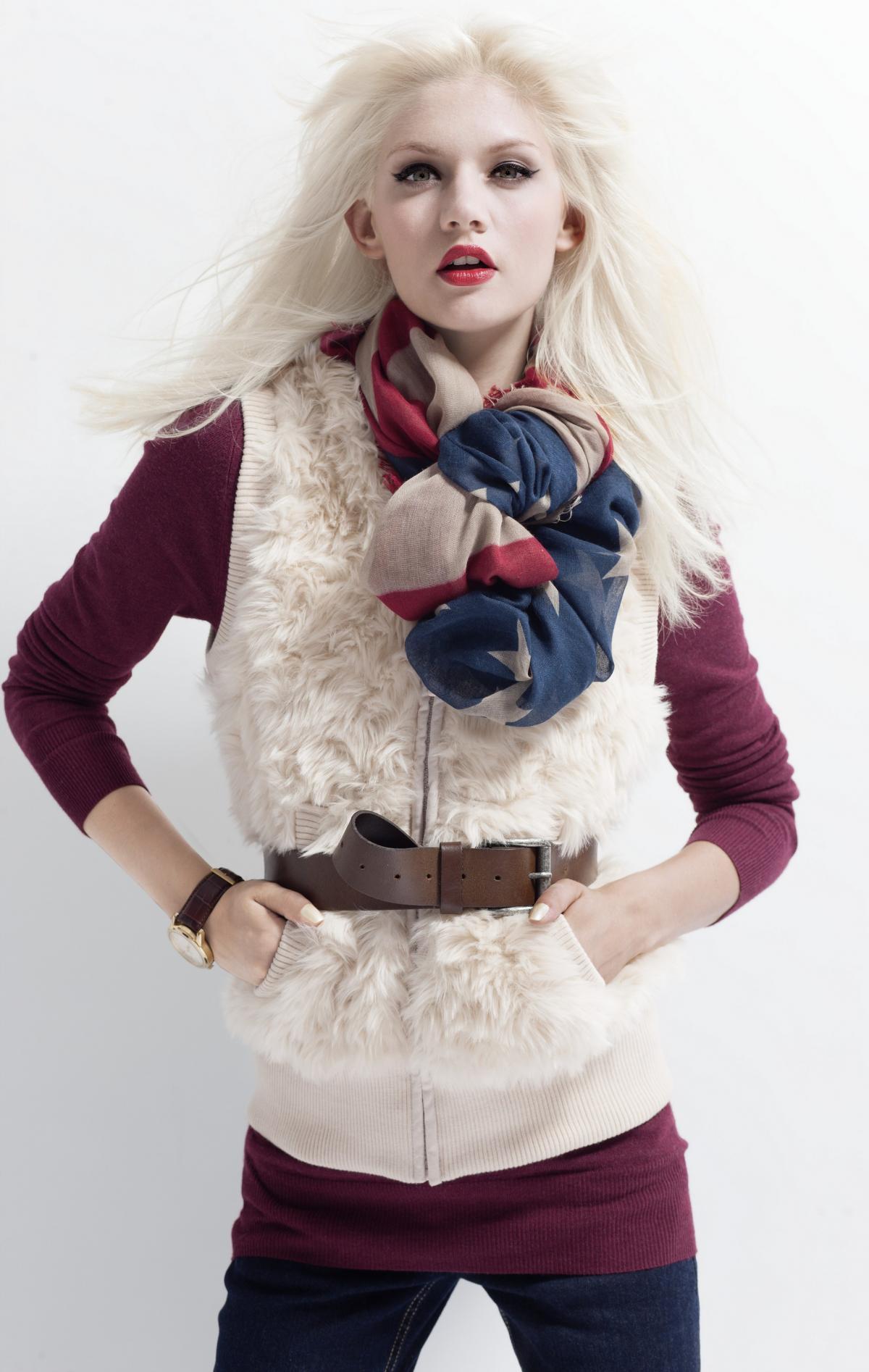 C&A - kolekcja na zimę 2012/2013