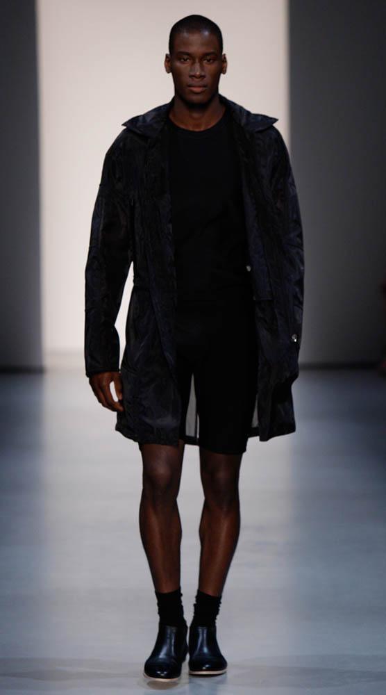 Calvin Klein dla niego na wiosnę i lato 2010 - zdjęcie