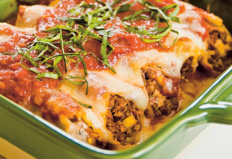 Cannelloni Z Miesem Przepis Ze Zdjeciami Krok Po Kroku Kuchnie