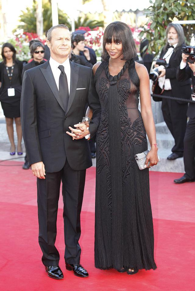 Cannes 2010: Naomi Campbell i Vladislav Doronin