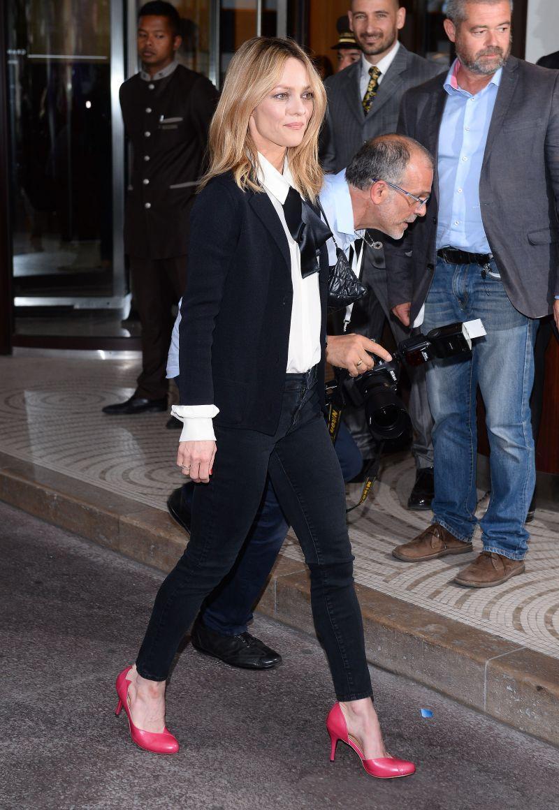 Cannes 2016: Vanessa Paradis w paryskim stylu