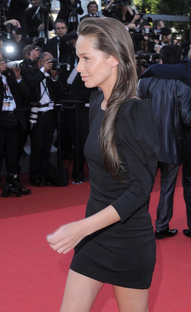 Cannes Anja Rubik I Kasia Sowińska Na Premierze Filmu This